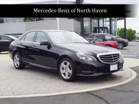 Certified Pre-Owned 2016 Mercedes-Benz E-Class E 350 4MATIC®