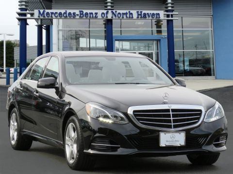 Certified Pre-Owned 2015 Mercedes-Benz E 350 Luxury SEDAN