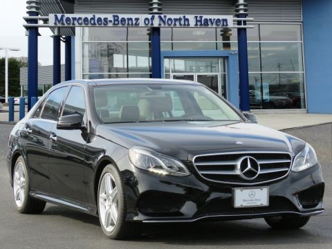 Certified Pre-Owned 2014 Mercedes-Benz E 350 Luxury SEDAN