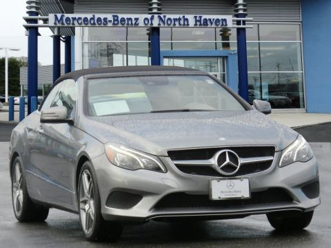 Certified Pre-Owned 2014 Mercedes-Benz E 350 Convertible