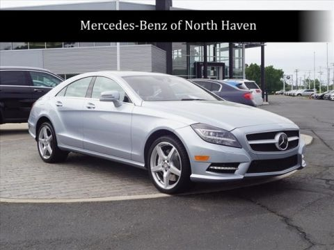 Pre-Owned 2014 Mercedes-Benz CLS CLS 550 4MATIC®
