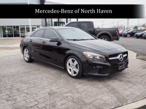 Certified Pre-Owned 2016 Mercedes-Benz CLA