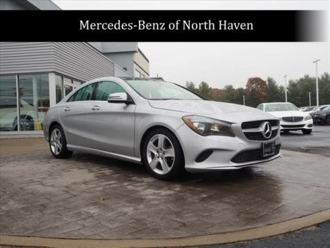 Certified Pre-Owned 2017 Mercedes-Benz CLA