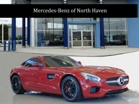 Certified Pre-Owned 2016 Mercedes-Benz AMG® GT S