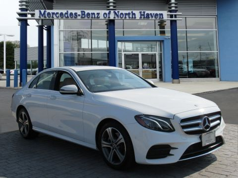 Pre-Owned 2018 Mercedes-Benz E-Class E 300 4MATIC® SEDAN